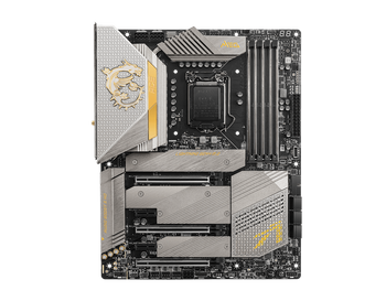 MSI MEG Z590 Ace Gold Edition Gaming Motherboard