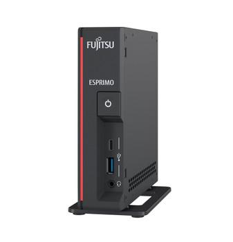 Fujitsu Esprimo G5010 Mini Desktop PC, I7-10700t, 16GB, 512GB SSD, K+M, Wi-Fi, Bluetooth, Mount, W10p, 3yr
