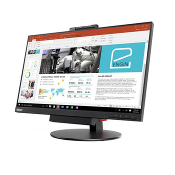 """Lenovo ThinkCentre Tiny-in-One G4 21.5"""" FHD LED Non-Touch Monitor 3yr (11GSPAR1AU)"""