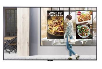 """LG High Brightness (XS2E) 55"""" IPS FHD LED, 2500nits, Fanless, Slim Depth, 24/7, 3yr"""