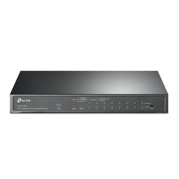 TP-Link 10 Port Gigabit Easy Smart Switch, Gbe(10) ,poe+(8), Sfp(1), 5yr
