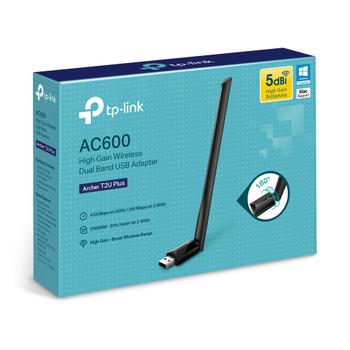 TP-Link AC600 High Gain Wi-Fi USB Adapter