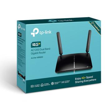 TP-Link AC1200 4G LTE Advnce Cat6 Gigabit Router