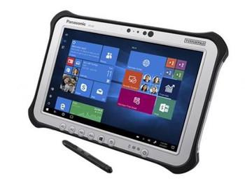 "Panasonic Toughbook FZ-G1 (10.1"") Mk5 with 4G & 72 Point Dedicated Satellite GPS + 500GB SSD Upgrade and Desktop Dock"