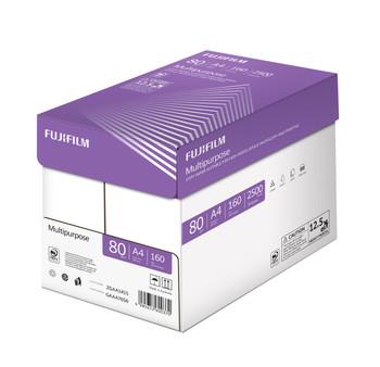 Fujifilm Multipurpose A4 80gsm White Copy Paper - 1 Ream (Minimum Purchase of 5 Reams (1 Box) required)