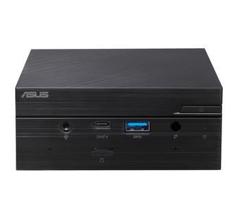 "Asus PN62 Mini PC, Intel I7-10510u, Ddr4(0/2),m.2 (0/1),2.5"" (0/1),gbe, Usb-c, 3yr Wty"
