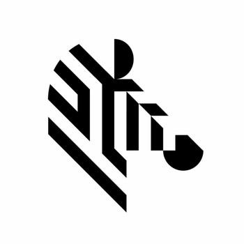 Zebra Wax/resin Ribbon 110mmx74m (4.33inx242ft)