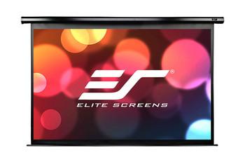 Elite Screens 110 Motorised 16:10 Projector Screen Fibreglass Back Flame Retardant