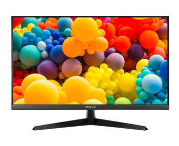 """Asus VY279HE 27"""" FHD IPS 1920x1080 LCD/LED Monitor, 1ms, 75hz, 10mil:1, Hdmi, Vga, Tilt, 3yr Wty"""