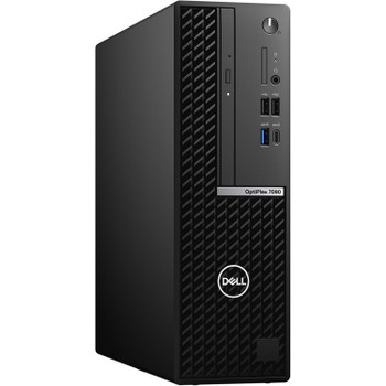 Dell Optiplex 7090 SFF Desktop PC I5-10505, 8GB, 256GB, Dvd/rw, No-wl, W10p, 3yos