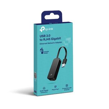 TP-Link UE306 USB 3.0 to Gigabit Ethernet Network Adapter, 1yr