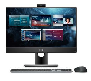 """Dell Optiplex 7490 AiO Desktop PC I5-10505, 23.8"""" FHD Touch, 16GB, M.2 256GB, Dvd/rw, No-wl, W10p, 3y"""