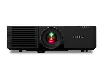 Epson EB-L735U WUXGA 7000 ANSI 2500001 Laser HDBASE-T Projector - Black