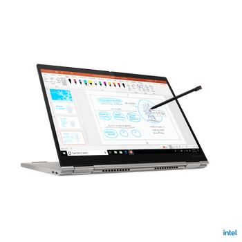 "Lenovo ThinkPad X1 Titanium Yoga i7-1160G7 14"" Touch 16GB 512GB 4G LTE W10P 64 3yr"
