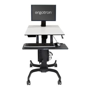 Ergotron Workfit-c Single LD Sitstand Workstation