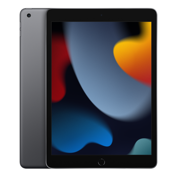 Apple 10.2-inch iPad (9th Generation) Wi-Fi 256GB - Space Grey