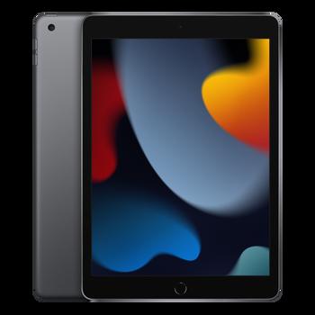 Apple 10.2-inch iPad (9th Generation) Wi-Fi + Cellular 64GB - Space Grey