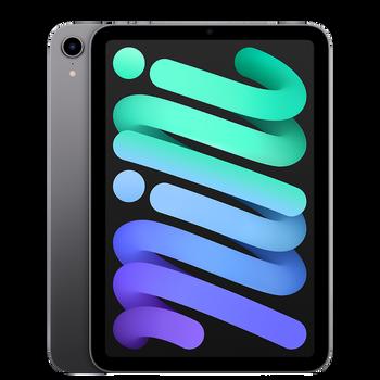 Apple iPad Mini (6th Generation) Wi-Fi + Cellular 256GB - Space Grey