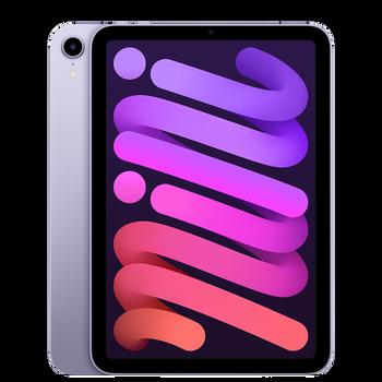 Apple iPad Mini (6th Generation) Wi-Fi + Cellular 256GB - Purple