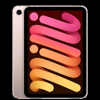 Apple iPad Mini (6th Generation) Wi-Fi + Cellular 64GB - Pink