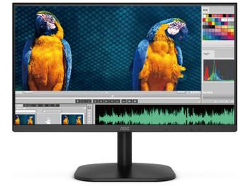 "AOC 22B2HN/75 21.5"" FHD VGA/HDMI W-LED Monitor"