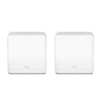 TP-Link Mercusys Halo H30G 2-Pack AC1300 Whole Home Mesh Wifi, 2yr