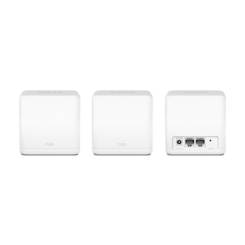 TP-Link Mercusys Halo H30G 3-Pack AC1300 Whole Home Mesh Wifi, 2yr