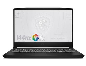 "MSI WF66 11UI-436AU 15.6"" Mobile Workstation I7 16GB 512GB T1200 W10pro 144hz"
