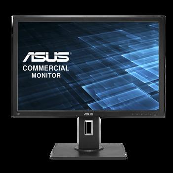 "Asus BE24AQLBH 24"" FHD Business Monitor 1920x1080, 60hz, 5ms,100m:1, Hdmix1, Dpx1, Dp, Spk, H/adj, 3yr Wty"