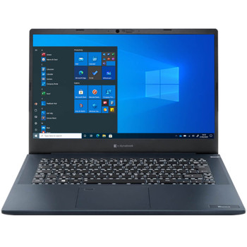 """Toshiba Dynabook A40-J PMM10A-01N00C Notebook PC I7-1165g7 14.0"""" Touch 16GB 256GB W10p"""