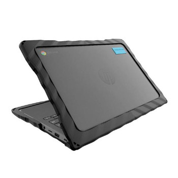 Gumdrop Rugged Case DropTech for HP Chromebook 11 G8 EE case - Designed for HP Chromebook 11 G8 EE,  HP Chromebook 11A G8 EE, HP Chromebook 11 G9 EE