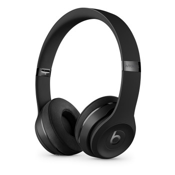 Beats Solo3 Wireless Headphones (The Beats Icon Collection) - Matte Black