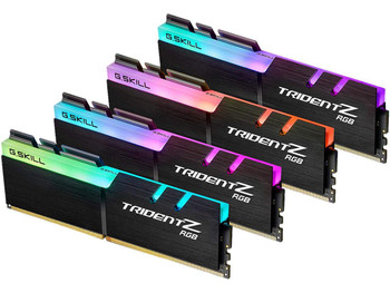 G.Skill Trident Z RGB 64GB Kit 4x16GB DDR4 3600mhz Dimm
