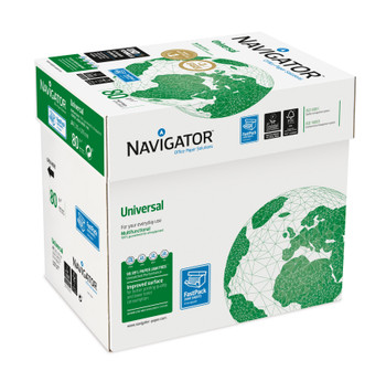 Navigator Universal A4 80gsm UHD White Copy Paper
