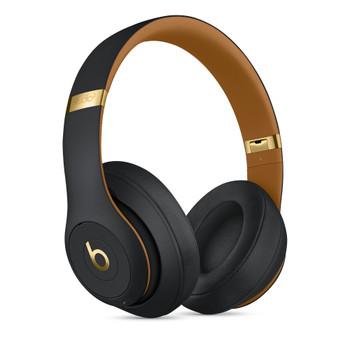 Beats Studio3 Wireless Over-Ear Headphones (The Beats Skyline Collection) - Midnight Black (MXJA2PA/A)