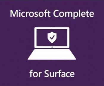 Surface Laptop Complete Bus Plus Plus 3yr Adv Exch Nbd + Drive Ret Adp, 2 Claims No Excess