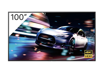 Sony FW100BZ40J100 4K Ultra HD HDR Bravia Pro Display with 3 Year Commercial Warranty