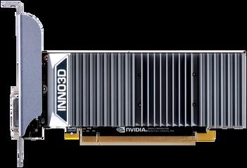 NVIDIA, GT 1030, Low Profile, 1227MHz, 2GB, GDDR5, 1xDVI, 1xHDMI, 300W, Low Profile bracket included, 3 Years Warranty