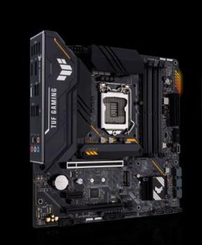 Intel B560 (LGA 1200) mATX motherboard with PCIe 4.0, two M.2 slots, DisplayPort 1.4, HDMI 2.0, USB 3.2 Gen 2, USB 3.2 Gen 1 Type-C