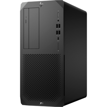 HP Z1 TWR G8, i7-11700, 16GB, 512GB SSD + 1TB HDD, QUADRO P620 2GB, W10P64, 3-3-3