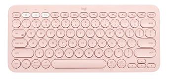 Logitech K380 for Mac Multi-Device Bluetooth Keyboard - White
