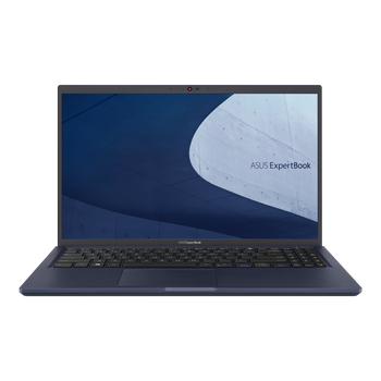 Asus ExpertBook B1 B1500CEAE-BQ0637R 15 Notebook PC I7-1165g7 16GB 512GB W10p 1y