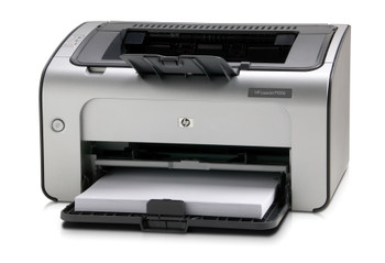 HP LaserJet P1006 16ppm A4 Mono Laser Printer (Second Hand - Used)