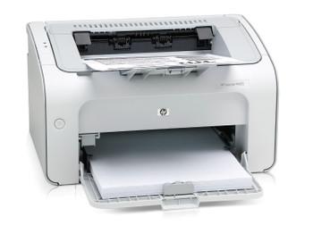 HP LaserJet P1005 14ppm A4 Mono Laser Printer (Second Hand - Used)