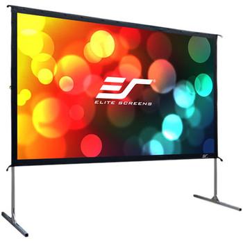 Elite Screens 110 169 Outdoor Screen - YardMaster2 Rear Projection