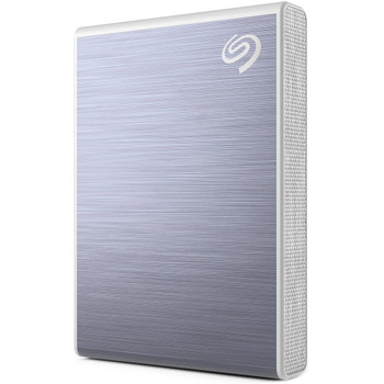 Seagate One Touch External SSD 500GB Blue 1.5in USB 3.1 C