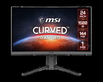 MSI Optix G24C6P 24 Curved Gaming Display (1500r)