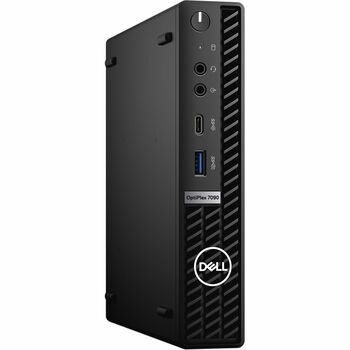 Dell Optiplex 7090 Micro Desktop PC I7-11700t, 16GB, 512GB, Wl, W10p, 3yos