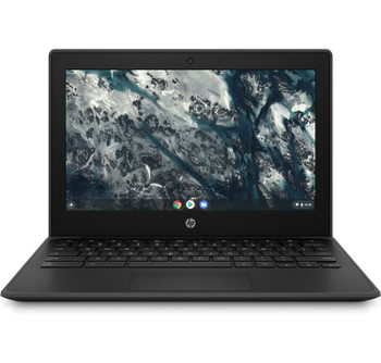 HP ChromeBook 11 G9 Education Edition Celeron-N5100 4GB 32GB HD - Jet Black