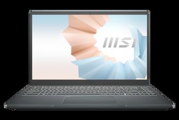 MSI Modern 14 Notebook PC I5 8GB 512GB Iris Xe W10